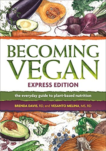 How to become vegan easily: read Becoming Vegan, Express Edition