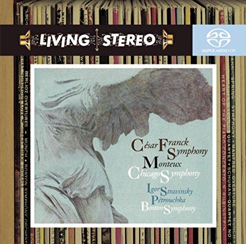 Franck: Symphony in D Minor / Stravinsky: Petrouchka (Franck Symphony In D Minor compare prices)