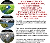 img - for The Rich Man's Super Marketing, Godfather Principles and Accounting & Finance for Combo DVD/CD/MP3 Players On-line Businesses 3 CD Pack book / textbook / text book