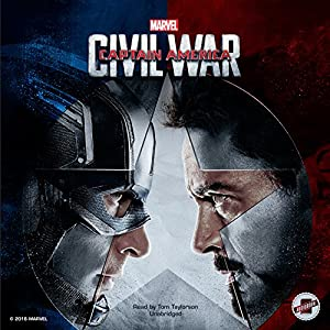 Marvel's Captain America: Civil War Audiobook