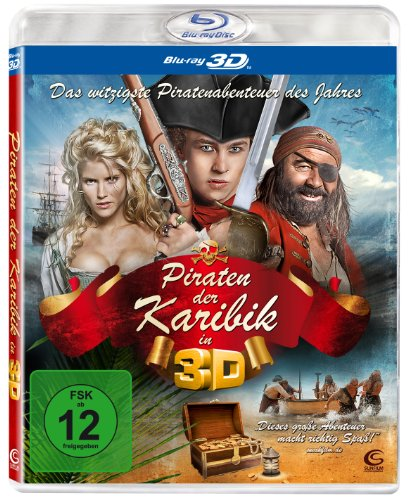 Piraten der Karibik [3D Blu-ray]