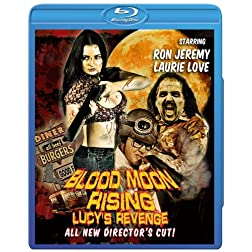 Blood Moon Rising: Lucy's Revenge [Blu-ray]