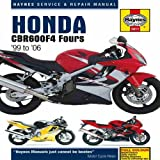 Matthew Coombs Honda CBR600F4 Service and Repair Manual: 1999 to 2006 (Haynes Service and Repair Manuals)