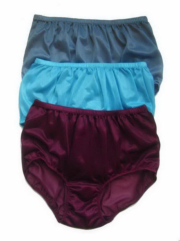 Höschen Unterwäsche Großhandel Los 3 pcs LPK14 Lots 3 pcs Wholesale Panties Nylon jetzt kaufen