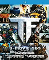 Transformers Trilogy (Transformers / Transformers: Revenge of the Fallen / Transformers: Dark of the Moon) [Blu-ray] from Dreamworks Video