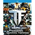 Transformers Trilogy (Transformers / Transformers: Revenge of the Fallen / Transformers: Dark of the Moon) [Blu-ray]  Shia LaBeouf (Actor), Tyrese Gibson (Actor), Michael Bay (Director) | Format: Blu-ray  (309)  Buy new: $57.99 $27.40  82 used & new from $20.49
