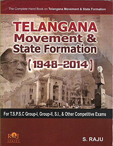 Telangana Movement and State Formation [ 1948 - 2014 ] ENGLISH MEDIUM