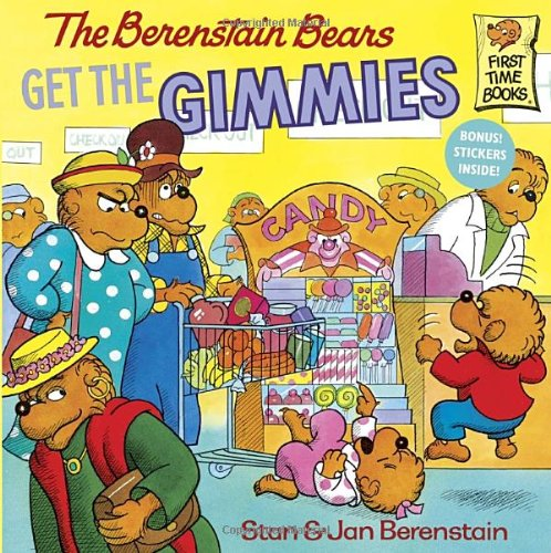 The Berenstain Bears Get the Gimmies (Berenstain Bears Manners compare prices)