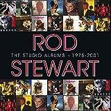 Rod Stewart : The Studio Albums - 1975-2001
