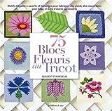 75 blocs fleuris au tricot (2756520217) by Lesley Stanfield