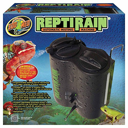Portable, Fully Programmable, Automatic Terrarium Mister (Automatic Mister Terrarium compare prices)