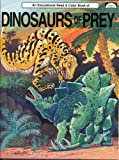img - for Dinosaurs of Prey: An Educational Coloring Book book / textbook / text book
