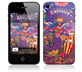 MusicSkins Santana - Supernatural Skin for Apple iPhone 4 / 4S