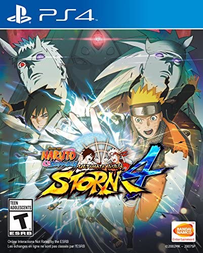 Naruto Shippuden: Ultimate Ninja Storm for PS4