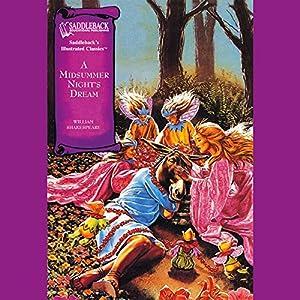 A Midsummer Night's Dream Audiobook