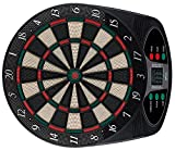 Solex Dartboard Electronic classic 8 Player 6 Soft Darts 24