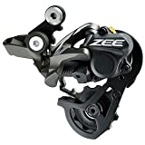 SHIMANO RD-M640 Zee Shadow Plus 10 Speed Rear Derailleur (Use with 11-23/11-28 Cassette) (Color: One Color, Tamaño: Use with 11-23/11-28 Cassette)