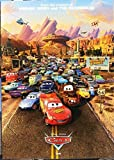 CARS Disney/Pixar The Movie Postcard 16 PCS/SET