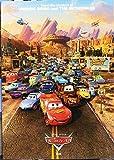 CARS Disney/Pixar The Movie Postcard 16 PCS/SET