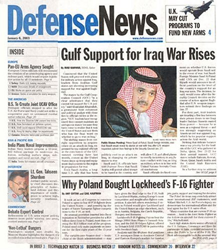 Best Price for Defense News Magazine Subscription
