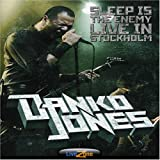 DVD DANKO JONES - Sleep is the enemy (Live in Stockholm)