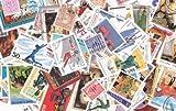 コラージュに人気 世界の切手 パケット(使用済み切手) (約)100枚入り 同一商品も入っています
