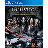 Deals on Injustice: Gods Among Us Ultimate Edition for PS4 or Xbox 360 or PS3