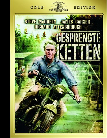 Gesprengte Ketten (Gold Edition, 2 DVDs)