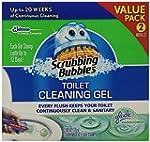 Scrubbing Bubbles Toilet Gel Rain Sho...