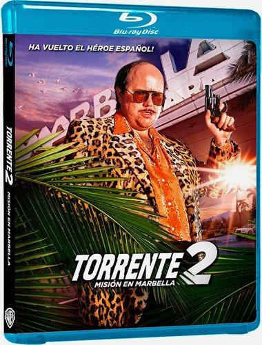 Torrente 2 - Misión En Marbella [Blu-ray]
