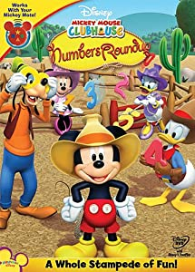 Mickey Mouse Clubhouse: Mickey's Numbers Roundup from Walt Disney Studios Home Entertainment