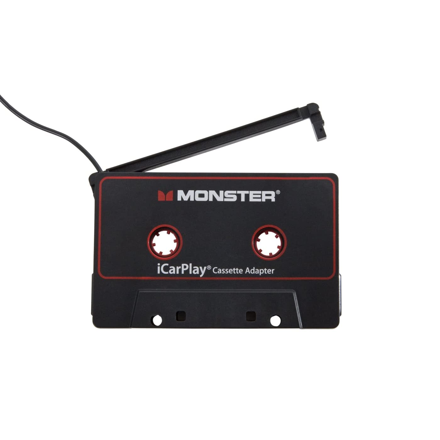 Amazon.com: Monster iCarPlay Cassette Adapter 800 for iPod