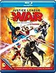 DCU Justice League: War [Blu-ray + DV...