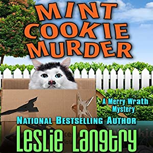 Mint Cookie Murder Audiobook