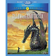 REVIEW:  Porco Rosso, Pom Poko, and Tales From Earthsea (Blu-ray)
