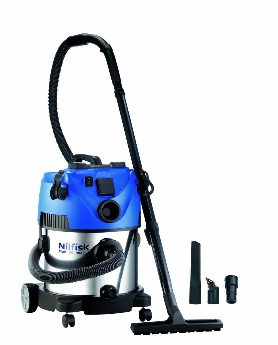 Nilfisk 107402051 Nass/ Trockensauger Multi 20 T Inox  BaumarktKundenbewertung und Beschreibung