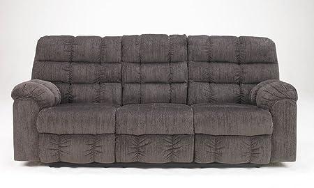 Acieona Reclining Sofa with Drop Down Table