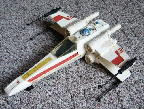 Star Wars X Wing Cockpit. Star Wars X-Wing Fighter