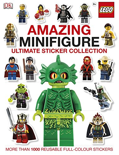 LEGO® Amazing Minifigure Ultimate Sticker Collection (Ultimate Stickers)