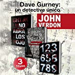 Pack David Gurney [Spanish Edition] | John Verdon,Javier Guerrero - translator