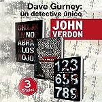 Pack David Gurney [Spanish Edition] | John Verdon,Javier Guerrero - translator
