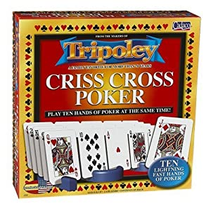 Tripoley Criss-Cross Poker
