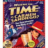 Where in Time is Carmen Sandiego?  [OLD VERSION] ~ The Learning Company