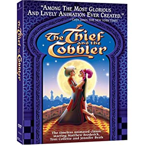 "Cover of ""The Thief And The Cobbler"""