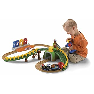 Baby and Fisher-Price GeoTrax Remote Control