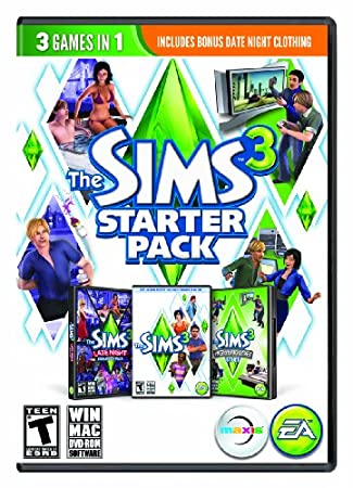 The Sims 3 Starter Pack - PC/Mac