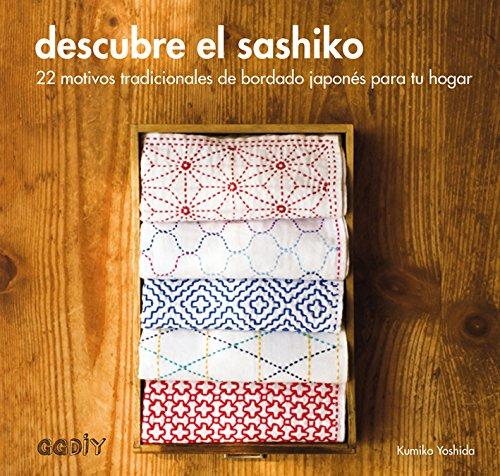 Descubre el sashiko (GGDIY)