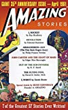 img - for Amazing Stories: Giant 35th Anniversary Issue (Amazing Stories Classics) book / textbook / text book