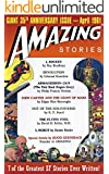 Amazing Stories: Giant 35th Anniversary Issue (Amazing Stories Classics)