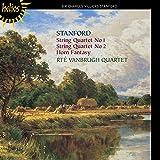 Stanford: String Quartets [RTE Vanbrugh Quartet] [Hyperion: CDH55459]